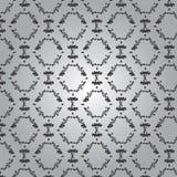 Gray Pattern Vector moderno Fotos de archivo