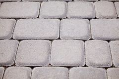 Gray pavement background. Pavement texture. stock photo