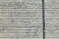 Gray Paving Slabs - modello della linea fotografie stock libere da diritti