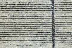 Gray Paving Slabs - Patroon van Lijn royalty-vrije stock foto's