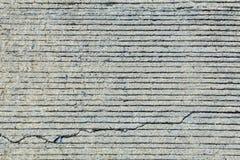 Gray Paving Slabs - Patroon van Lijn royalty-vrije stock afbeelding