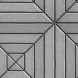 Gray Paving Slabs Rectangles de longitudes diversas imagen de archivo