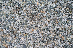 Gray pebble. Photo of gray pebble. Can be used as background Royalty Free Stock Images