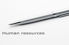 Gray pen Stock Images