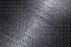 Gray Pixel Background Image stock