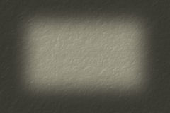 Gray plaster texture as a background Stock Images