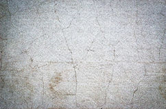 Gray plaster wall background Stock Photo
