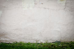 Gray plaster wall background Stock Photography
