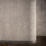 Gray plaster wall Royalty Free Stock Images
