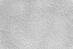 Gray plastered wall background or texture Stock Images