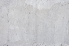 Gray polished concrete wall Royalty Free Stock Photography