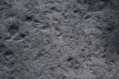 Gray porous wall. Closeup of gray porous wall stock photo