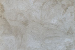 Gray putty on a wall. Texture cement wall, plaster Royalty Free Stock Photography