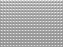 Gray pyramids geometric background for Stock Photos