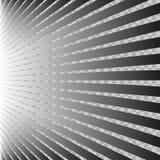 Gray rays. vector light  on transparent background. Scene illumination with projectors. Bright black light strip burst. Fl Royalty Free Stock Photography
