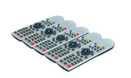 Gray remote control Stock Photos