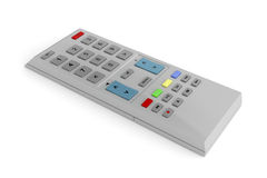 Gray remote control Stock Photography