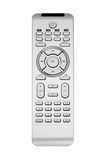Gray remote control Royalty Free Stock Image