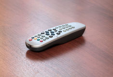 Gray remote control Stock Photos