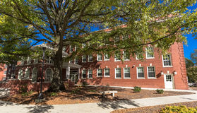 Gray Residence Hall an UNCG Lizenzfreie Stockfotografie