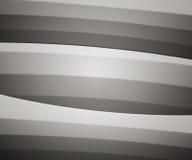 Gray Retro Striped Background Photos libres de droits