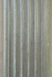 Gray Ribbed Downspout royalty-vrije stock foto's