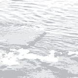Gray_river_flow illustration de vecteur