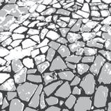 Gray_road_texture illustration libre de droits