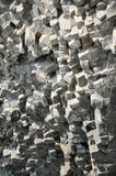 Gray rock texture background Stock Image