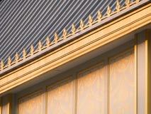 Gray Roof da construção imagens de stock royalty free