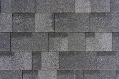 Gray roof tiles Royalty Free Stock Images