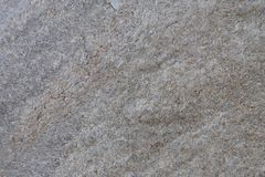 Gray surface of granite stone Royalty Free Stock Images