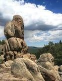 Gray's Peak boulders Royalty Free Stock Photos