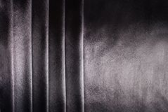 Gray satin Royalty Free Stock Photography