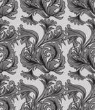 Gray seamless background Royalty Free Stock Photo