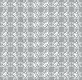 Gray seamless damask background Stock Photography