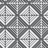 Gray seamless ornament Royalty Free Stock Photography