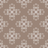 Gray seamless pattern Stock Photos
