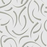 Gray seamless pattern with spikes Royalty Free Stock Photos