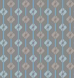 Gray, seamless pattern, squares, stripes, geometric, multi-color. Royalty Free Stock Photos