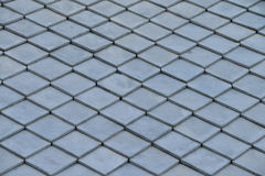 Gray seamless roof tiles. Royalty Free Stock Photography