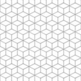 Gray seamless square pattern. Abstract background. Royalty Free Stock Image