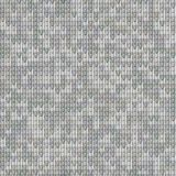 Gray seamless texture of knitted fabrics Stock Photography