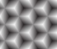 Gray seamless texture. Vector background Royalty Free Stock Images