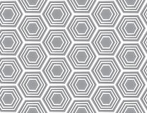 Gray seamless texture. Vector background Royalty Free Stock Photos