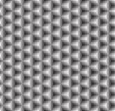 Gray seamless texture. Vector background Stock Photo