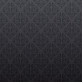 Gray Seamless Vine Wallpaper Stock Images