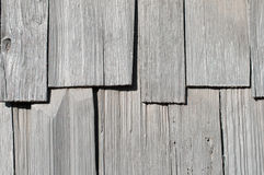 Gray shingles Royalty Free Stock Photography