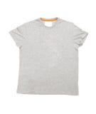 Gray shirt Stock Photography