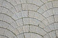Gray Sidewalk Texture imagens de stock